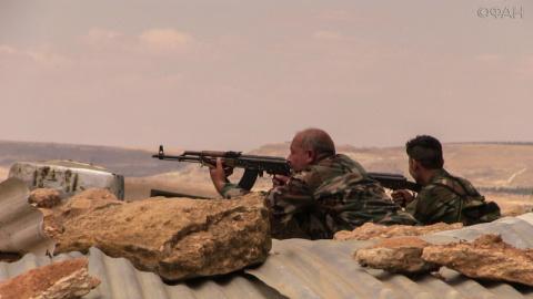 Алеппо: армия Сирии освободи…