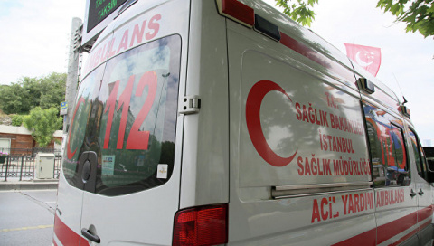 В ДТП с туристическим автобусом в Турции пострадали 11 россиян