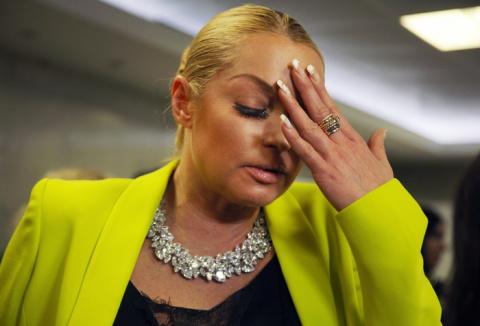 «Вот так поворот»: Любовник отказался от откровенного шпагата Волочковой