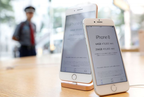 Начало продаж нового iPhone 8 существенно снизило цены на iPhone 7