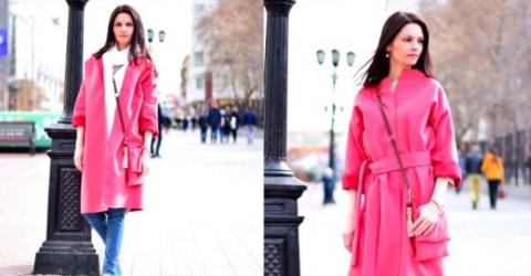 Теплое и модное пальто…Всего…