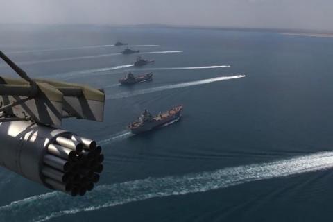 Северный флот начал масштабн…