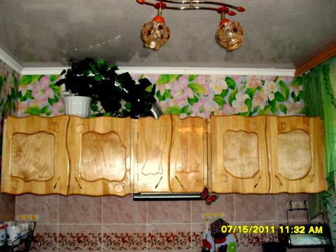Кухонный гарнитур из гаража