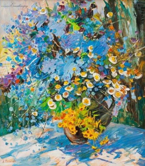 Цветочное очарование — галер…