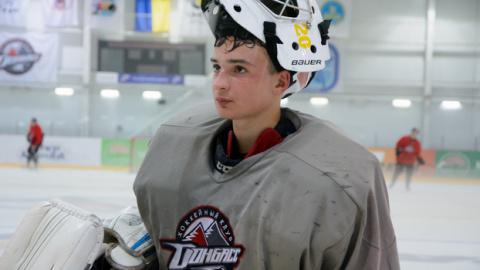 17-летний голкипер «Донбасса…