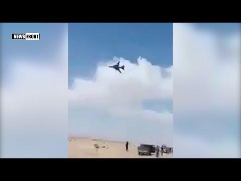 ВВС Сирии сопровождают наземные войска на пути к Аль-Танфу на границе с Иорданией