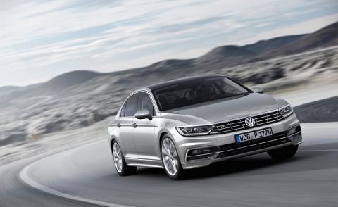 Volkswagen представляет: Passat LIFE Plus