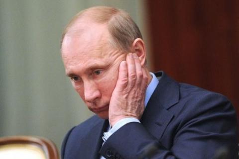 Путин проиграл не только в У…