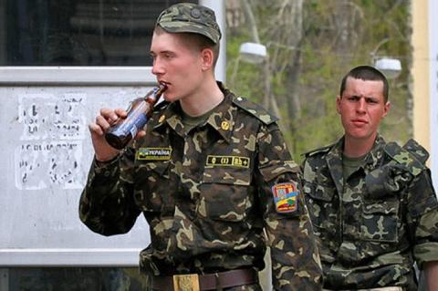 Маразм крепчает: Украина объ…