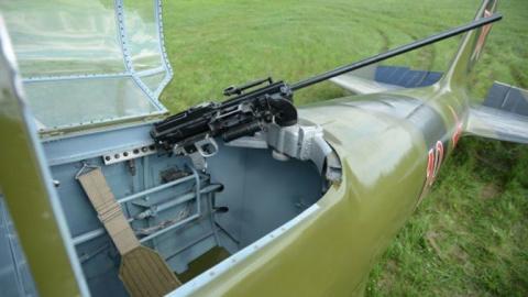 Как пушки и пулеметы спасали жизнь нашим летчикам