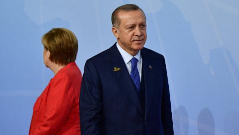 Турция против Германии: конфликт в НАТО, выгодный для России