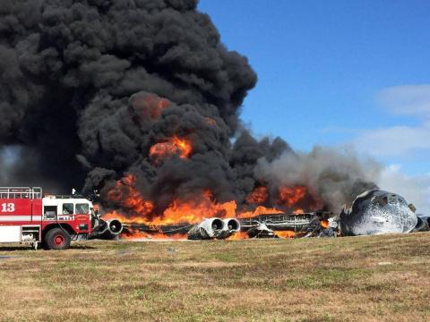 Стала известна причина крушения бомбардировщика B-52H ВВС США на острове Гуам