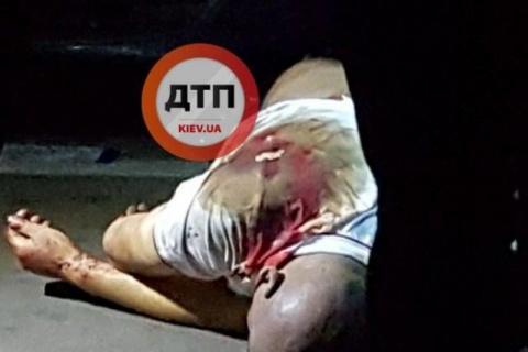 Мужчину расстреляли из автом…