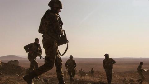 Армия США садистски напала н…