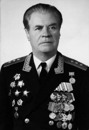 Пучежане - генералы и адмиралы