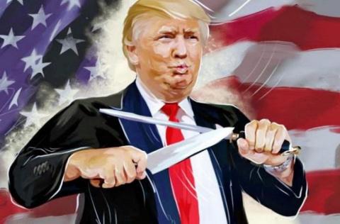 Агрессия Трампа – признак бессилия. Константин Стригунов