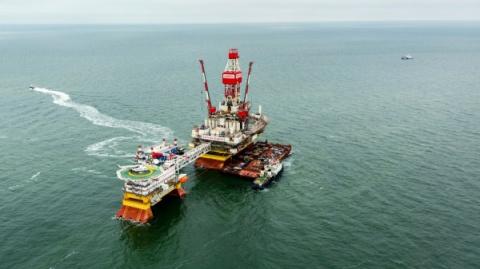 Нефть и газ России: Cильные …