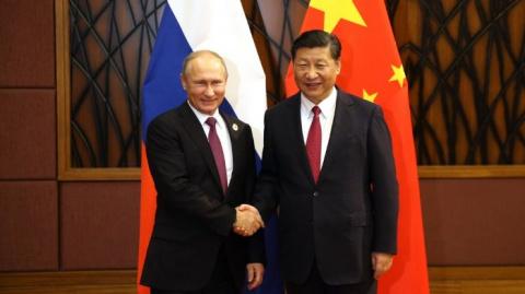 Китай предложил России объед…