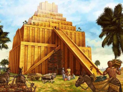 Древние цивилизации. Вавилонская башня