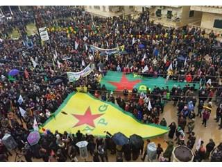 Курдский Африн в ожидании ту…