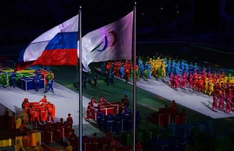 Отстранение российских паралимпийцев распространили на зимние Игры – 2018