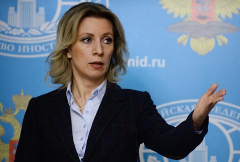Захарова предупредила ООН о …