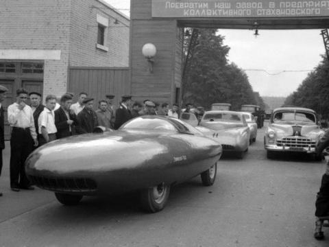 5 советских автомобилей, которые были выпущены в единственном экземпляре