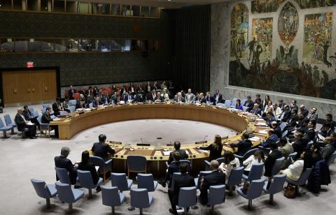 ООН отказалась оценивать правомочность ударов США по Сирии