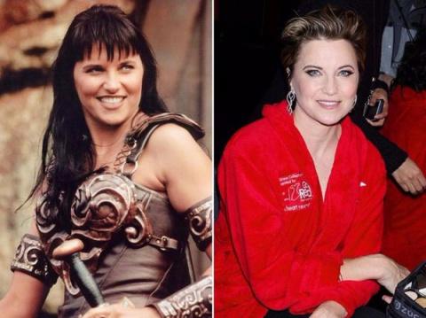 Как сегодня выглядят Зена, Баффи и другие популярные актрисы из сериалов 90-х