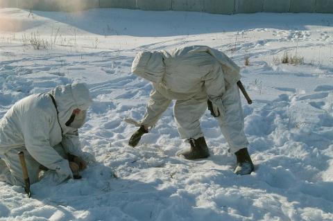 Донбасс – первая зима войны