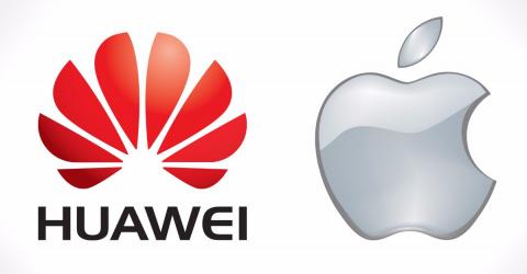 Huawei в рекламе пообещал съ…