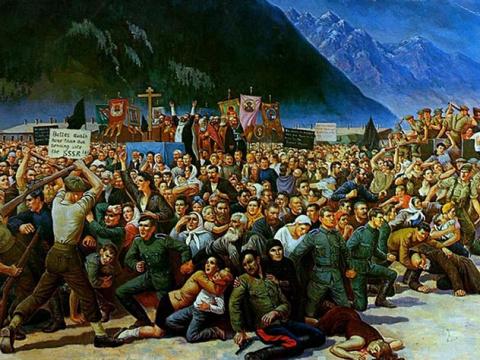Чем закончилась история русских казаков, присягнувших Гитлеру