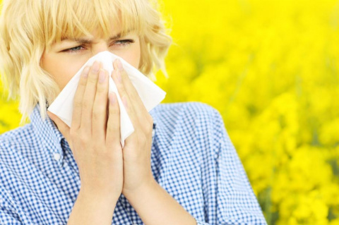 Весенняя аллергия на пыльцу - что делать?