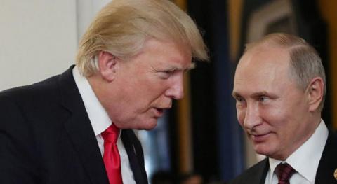 """""""Не буду спорить"""": Трамп выс…"""
