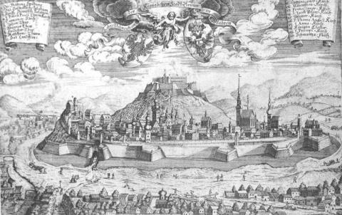Осада города Брно: почему ча…