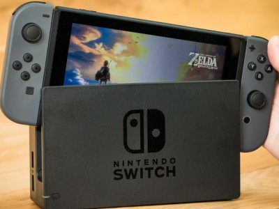 Nintendo Switch признали луч…