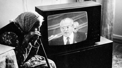 Как Горбачев создал дефицит еды