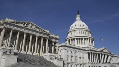 Дубль два: в конгресс США внесли новую версию проекта о санкциях против РФ