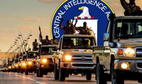 Американские СМИ признали, что США поддерживали ИГИЛ