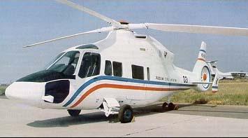 В Москве презентовали новый гражданский вертолет