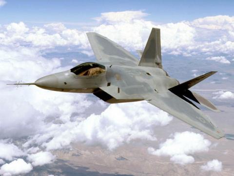 «Томагавки» или F-22: National Interest прикинул потери США в Сирии