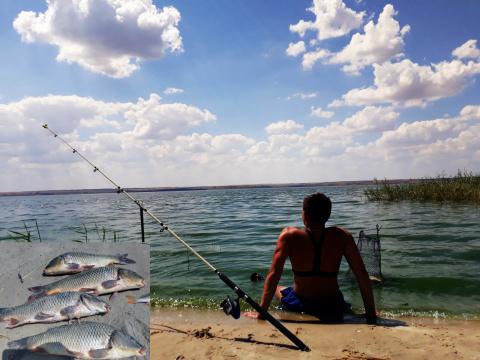 Рыбалка на карпа на фидер 20…