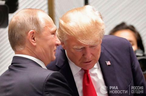 Путин — повелитель мира