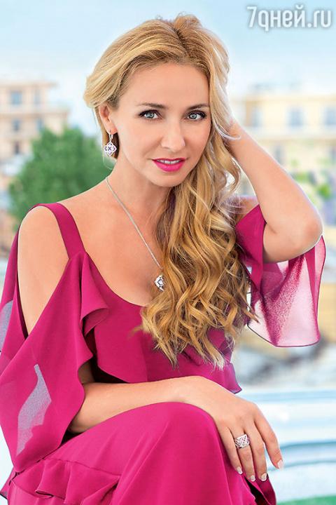 Татьяна Навка: «В моей жизни…