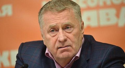 Жириновский рассказал, чем з…