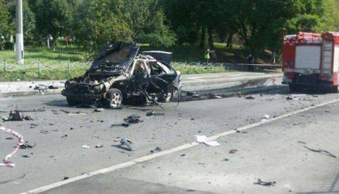 Взрыв в Киеве: «ответка» за Моторолу и Гиви или месть за убийство беглого депутата Вороненкова
