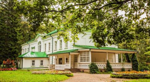Усадьбы и дачи в произведениях русских классиков