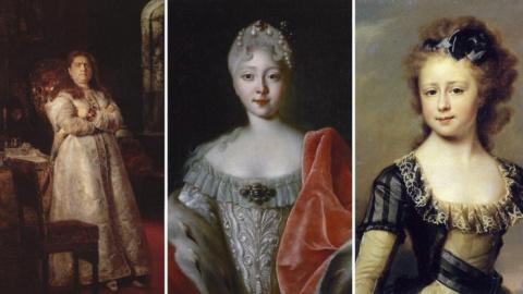 Строптивые и непокорные: Как русские царевны отстаивали своё право на личное счастье и трон