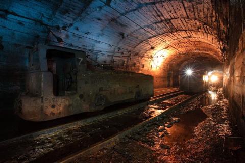 На шахте Кузбасса произошло задымление