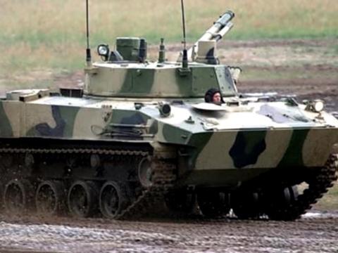 Летающие русские танки напугали британские СМИ